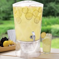 Destination Events Acrylic Drink Dispenser (Style 1 ...