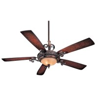 56-Inch Ceiling Fan with Five Blades and Light Kit | F705 ...