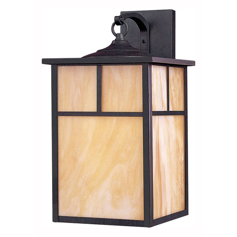 Maxim Lighting Coldwater Led Burnished Led Outdoor Wall