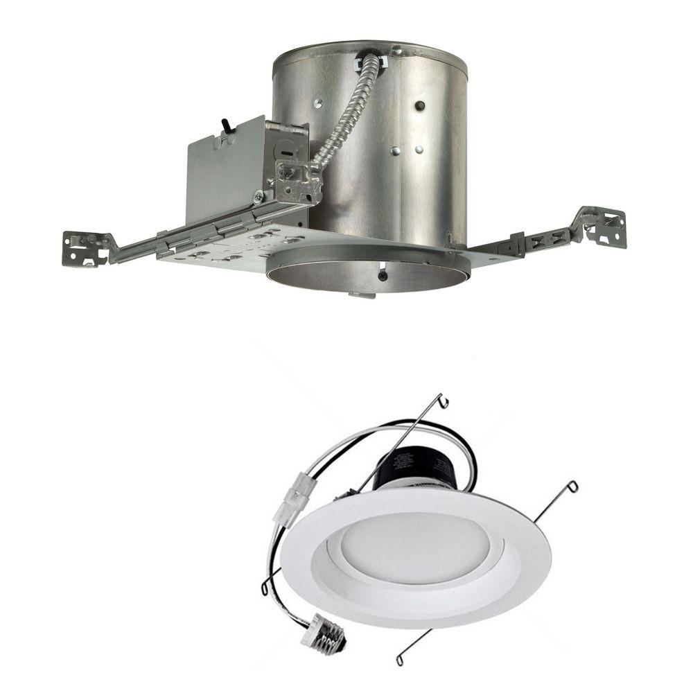 6 inch led recessed lighting kit democraciaejustica