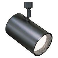 WAC Lighting Black Track Light For H-Track | HTK-704-BK ...