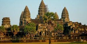 Cambodja, um dos destinos por onde passou Fernão Mendes Pinto
