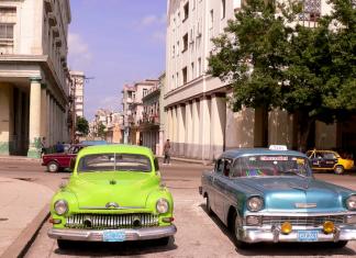 Viagens para a Madeira e Cuba