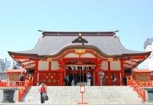 Templo Hanazono Jinja - Tóquio