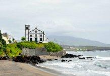 Como chegar aos Açores