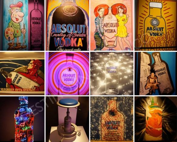 Absolut Art Collection no Spirit Museum