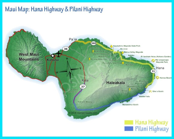 Road to Hana_MAP
