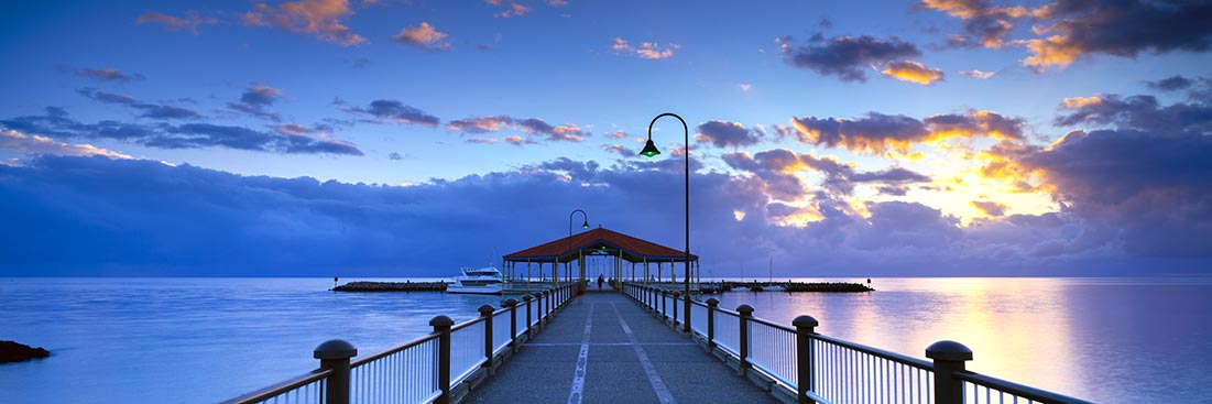 Mystery Quotes Wallpaper Light Divide Redcliffe Jetty Redcliffe Queensland