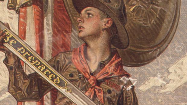 Boy Scouts of America unveils merit badge in game design