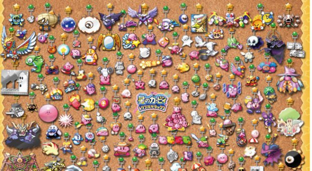 Fighting Wallpaper Hd This 300 Piece Kirby Triple Deluxe Puzzle Is Worth Taking
