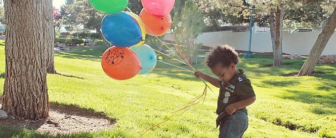 A Love Letter to My Son at Two Years Old