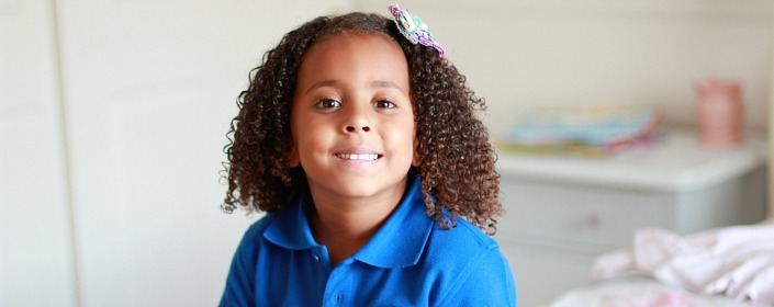 3 Ways to Make A Little Girl's School Uniform Unique