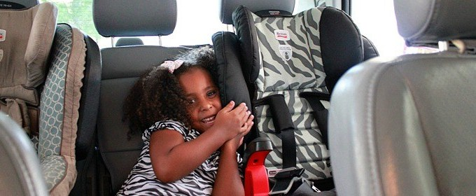 Her Own Britax Car Seat Style: Embracing Independence