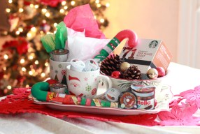 Coffee Gift Baskets Idea for the New Keurig 2.0 Owner