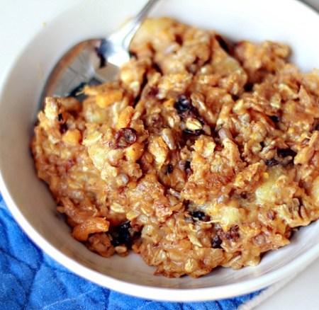 Banana and Sweet Potato Oatmeal: Easy Breakfast Recipe