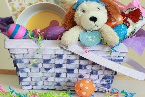 An ANNIE Inspired Easter Basket for Dog Lovers