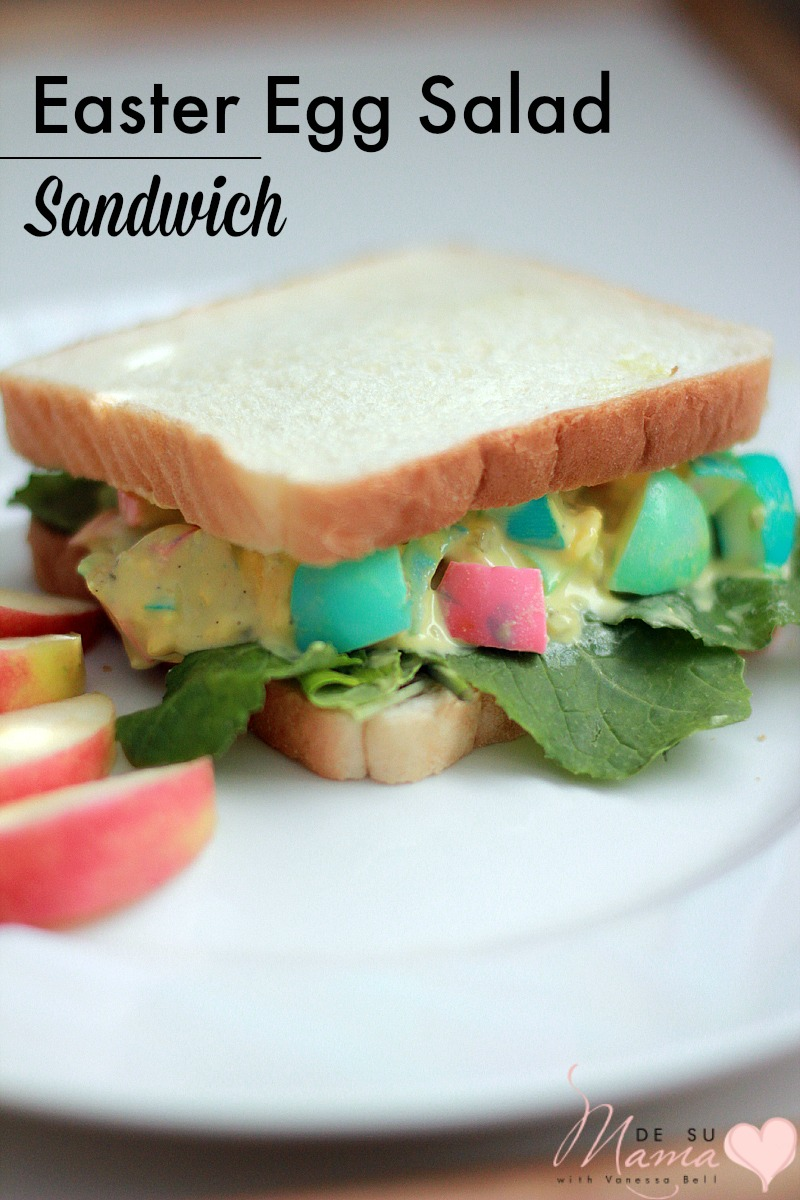 Easter Egg Salad Sandwich: Holiday Food Traditions - De Su ...
