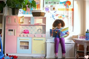 The First Discussion on Slavery + MLK with a Kindergartner: Raising Multiracial Children