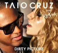 Taio Cruz - Dirty Picture feat. Ke$ha Album Cover Art
