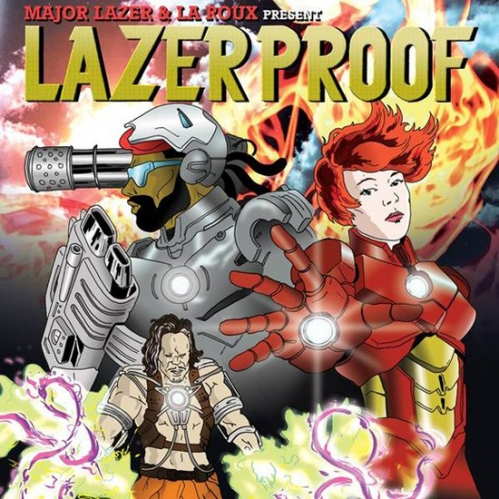 Major Lazer x La Roux - Lazerproof