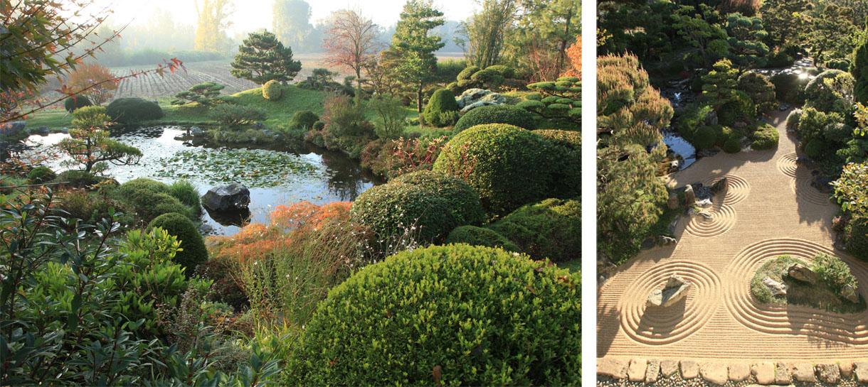 10 jardins japonais à visiter en France - Détente Jardin - Jardin Japonais Chez Soi