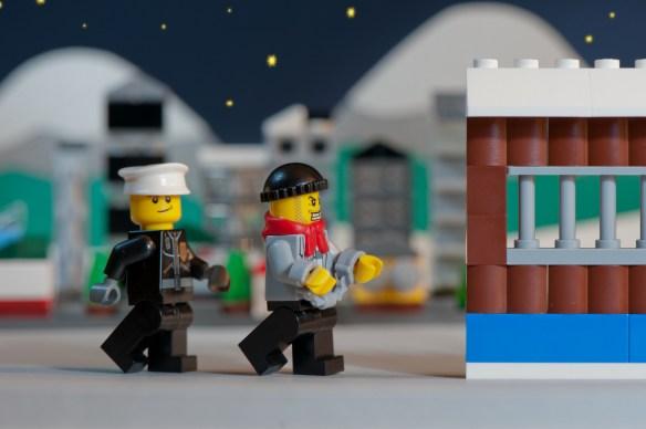 LEGO City Advent Calendar - Day 4