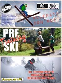 DETOUR PRESKI TRAINING 2015-16