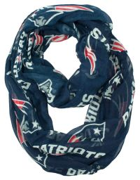 New England Patriots Infinity Scarf - Detroit Game Gear