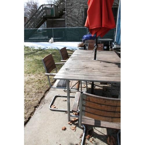 Medium Crop Of Best Wood For Outdoor Furniture