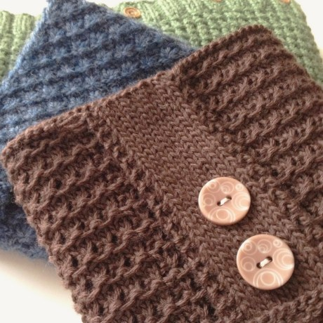 Knitting Pattern Cowl
