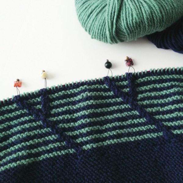 Barndom shawl - Project 365 - Day 33