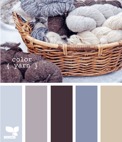 Color Yarn from Design Seeds