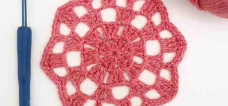 One Crochet Motif Each Week