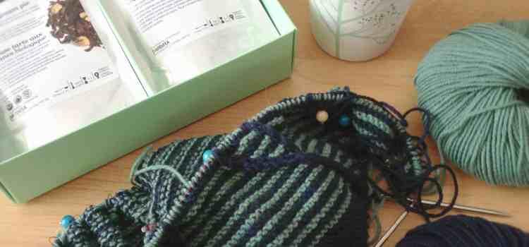 Project 365 : Knitting in Progress