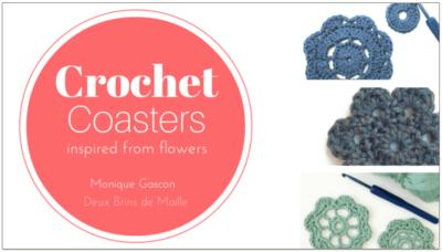Free Crochet Coasters eBook