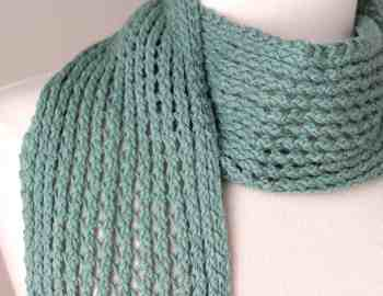 Free Knitting Pattern: The Summer Scarf (free for a limited time only)