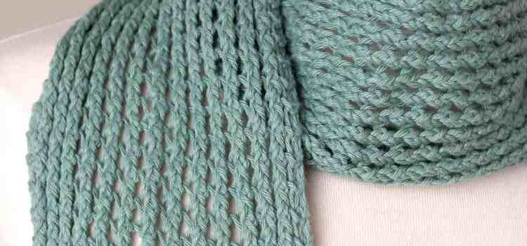 Free Knitting Pattern Scarf, Join All Other Readers And Grab It!