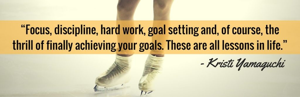 Goal Setting Activities of Olympians (And what they teach us)