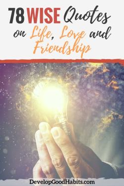 Graceful Him Friendship Love Wise Quotes On Love Hindi Love Wise Quotes On Love Friendship Quotes Friendship Quotes Get Motivated