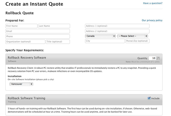 Introducing Socket Sales quoting software with instant, online - software quote