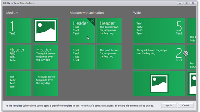 winforms sample resume