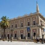 El Archivo General de Indias de la ciudad de Sevilla