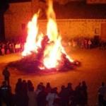La Fiesta de la Candelaria en Dos Torres