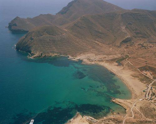 Rodalquilar en Cabo de Gata