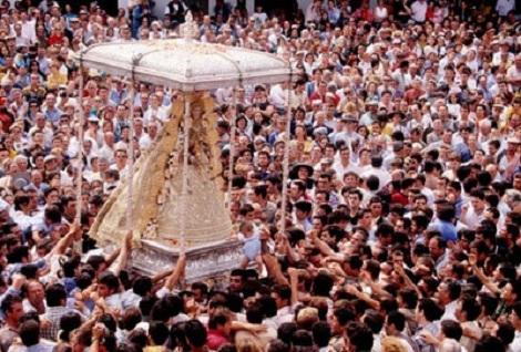El Rocío, la fiesta más significativa de Almonte