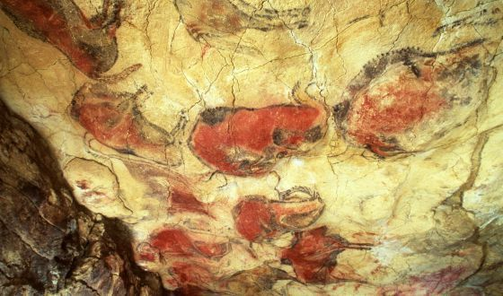 Reapertura de las Cuevas de Altamira