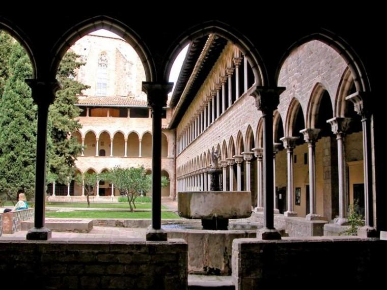 El Monasterio de Pedralbes
