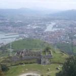 Conjunto de fortalezas costeras del Monte Serantes