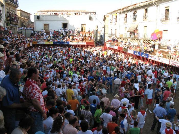 Fiestas de Coria, Toros de San Juan