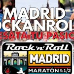 Rock´n´Roll Madrid Maratón 2015